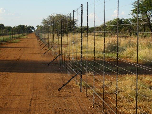 Breeding Camps Fencing Jokama Steel And Fencing